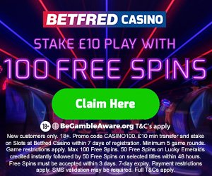 Betfred Casino