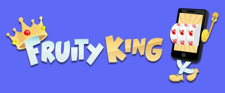 fruity king casino bonus codes