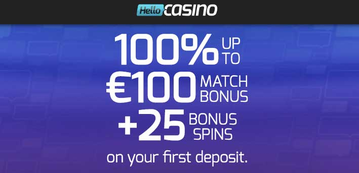 hello casino first deposit bonus
