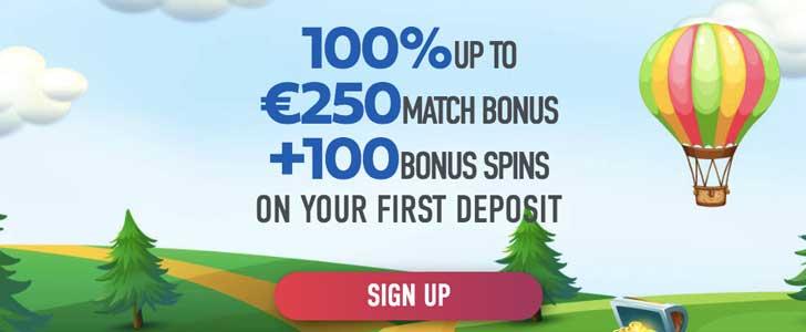 slotnite casino welome bonus