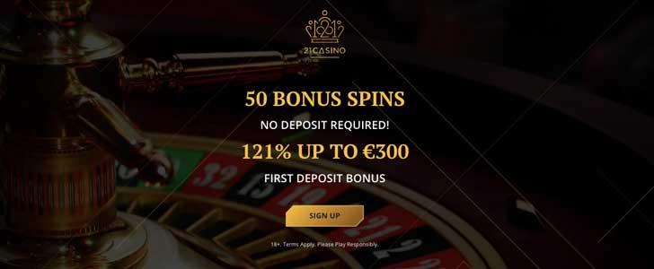 21 Casino Bonus Codes 50 Free Spins No Deposit On Narcos