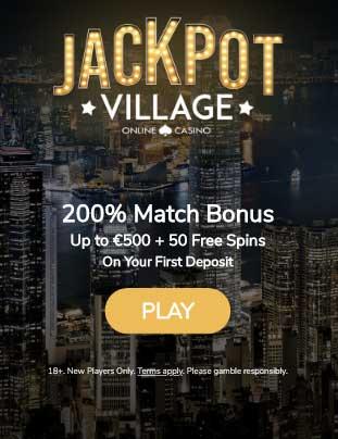 jackpot village deposit bonus