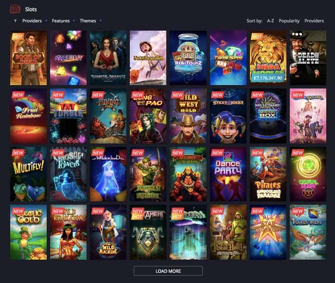Twin Casino Slots