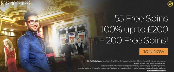 Casino Cruise No Deposit Bonus Codes