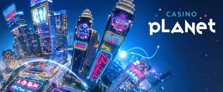 casino planet free spins bonus codes