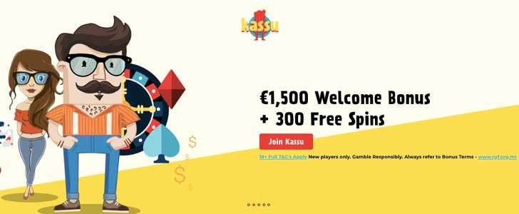 kassu casino bonus codes