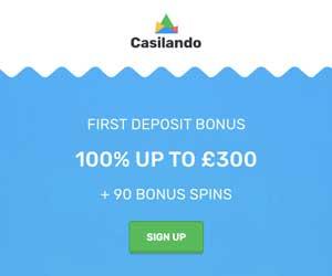 casilando bonus code uk